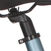 Cortina sztyca 31,6x350 ALU black matt