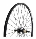 """Koło rowerowe tylne Alexrims 29"""" stożek Quanta tarcza"""