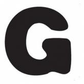 Literka na fotelik GMG Yepp ABC G