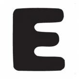 Literka na fotelik GMG Yepp ABC E