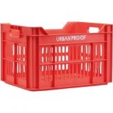 URBAN PROOF skrzynia rowerowa 30L - czerwona