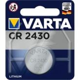 Varta batt CR2430 Lith 3V