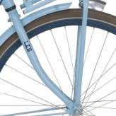Cort widelec przódk 28 D Transp l niebieski