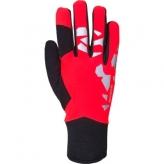 Rękawiczki rowerowe WOWOW Thunder Red M