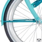 Alp spatb stang set 20 Clubb turquoise