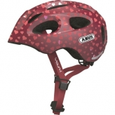 Kask rowerowy Abus Youn-I cherry heart M 52-57