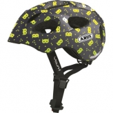 Kask rowerowy Abus Youn-I blue mask S 48-54