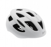 Kask rowerowy Spiuk Hiri white matt M-L 58-61