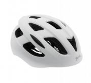 Kask rowerowy Spiuk Hiri white matt S-M 52-58