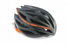 Kask rowerowy Spiuk Nexion orange/black M-L 53-61