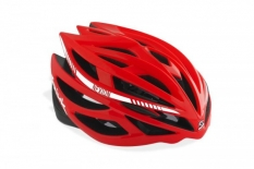 Kask rowerowy Spiuk Nexion red/black M-L 53-61