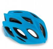 Kask rowerowy Spiuk Rhombus niebieski mat S/M