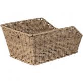 Koszyk rowerowy tylny Basil Cento brązowy