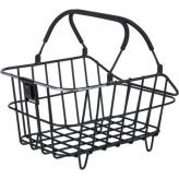 Koszyk rowerowy tylny Basil Cento czarny
