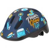 Kask rowerowy dziecięcy Polisport Toys XXS