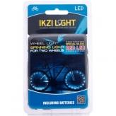 Diody LED na szprychy IKZi 2x20 czerwone
