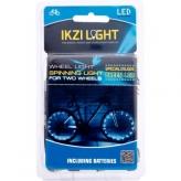 Diody LED na szprychy IKZi 2x20 zielone