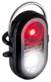 Lampa sigma micro duo black dual led 17250