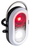 Lampa przód/tył Sigma Micro Duo White LED