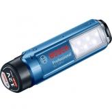 Bosch Prof accu lamp GLI 120-Li Excl accu