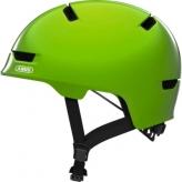 Kask rowerowy Abus Scraper Kid 3.0 shiny green M 54-58