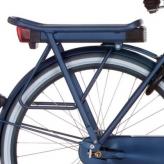 Cort drager E-U4 Family polish blue matt 230mm