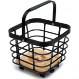 Cort Montreal Basket Metal square Black Matt+AVS