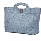 Cort Sofia Shopper bag Recycled Denim Blue