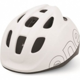Bobike helm One plus S snow white