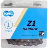 KMC kett Z1 narrow brown