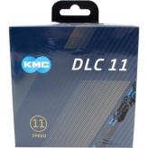 Łańcuch KMC DLC11 118og. Czarno/Niebieski