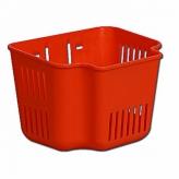 Koszyk dziecięcy przód DL-9709 12-16 czerwony