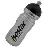 Bidon ISOSTAR 650ml;Pull-Push(Dziubek);SREBRNY