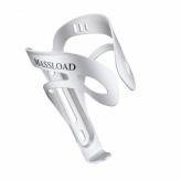 Koszyk bidonu Massload CL-053L srebrny