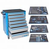 Zestaw Unior wózek+narzędzia UNR-1011CEV4
