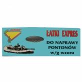 Zestaw naprawczy do pontonów EXP-ŁM03