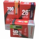 """Dętka CYT 26""""x1.95/2.125 AV Long 48mm"""
