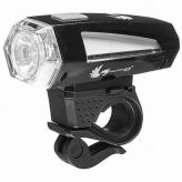 Lampa przód Falcon Eye NEX WH 100lm;1x3W+2xRedLED