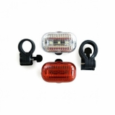 Zestaw lampek rowerowych Mactronic  FN-WZ1