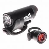 Zestaw lamp Mactronic SOLIS 3W-LED/1SMD-LED