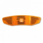 Odblask kół PR-101 Żółty;2szt.;CPSC+BS-6102/2