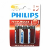 Bateria Philips LR-6 Powerlife BLISTER 4 szt. AA