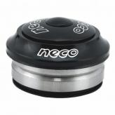 Stery kierownicy Neco CC-H23 Ahead28.6x41x30mm czarne
