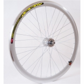 """Koło rowerowe tylne 28"""" JOYSTAR-TR10R tor srebrne"""