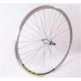 Koło rowerowe tylne 28 PAOP-QR stożek wolnobieg SR
