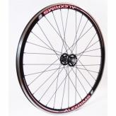 Koło rowerowe przednie NOVALEX-TR10F 28 tor czarne
