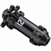 Piasta przód NT-D411SB 15mm;DB;2SB;28H CZARNA