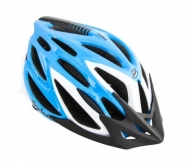 Kask rowerowy Spiuk Zirion blue/white M-L 53-61