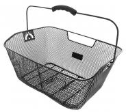 Kosz bagażowy m-wave z siatki tył czarny ( produkt na zamówienie )