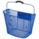 Kosz bagażowy ventura z siatki przód niebieski automat